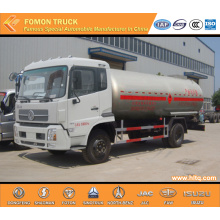 DONGFENG 4x2 LPG truck tanker 15M3