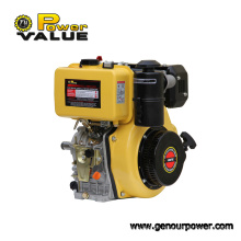 Neuer Entwurfs-Dieselmotor-Elektrostart, kleiner Motor-Generator für Verkauf