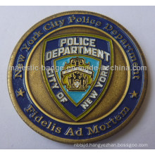Customized Police Coin