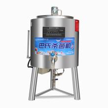 Automatic sterilizer for milk, juice and fruit pasteurizer