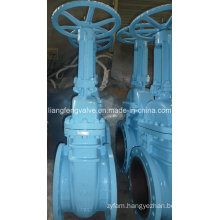 API Flange End Gate Valve with Carbon Steel RF