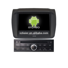 8Inch Android 4.4 car dvd player GPS for Mitsubishi L200 Low level with mirror-link car gps