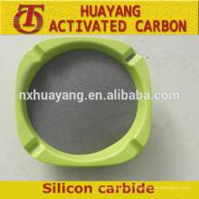 Carburo de silicio / SiC para el pulido y refractario China proveedor
