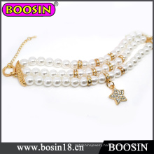 Three Layers Pearl Beads Bracelet Manufacturer Wholesale #31509