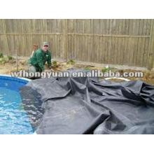 Matériaux imperméables de toiture / membrane imperméable en caoutchouc de membrane d'EPDM / EPDM / matériaux de construction