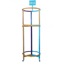 Durable used rolling racks for clothes/rolling clothing racks for sale /heavy duty rolling clothes rack