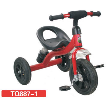 Beautiful Design of Baby Tricycle with Air Tire