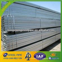 Zinküberzug Nahtloses Stahlrohr