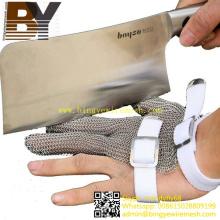 Chainmail Edelstahl Butcher Handschuhe