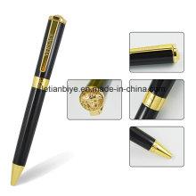 Пользовательские выгравированы Марка Металлическая ручка для подарка (LT-C810)
