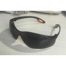 (GL-029) Schutzbrille, UV-Schutz, Anti-Impact, Anti-Fog, Anti-Scratch mit Vinyl-Rahmen, kein Zertifikat