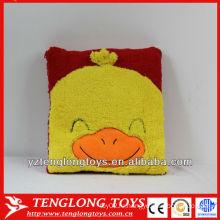 Утка в форме подушки плюшевые животные формы подушки