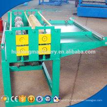 Color steel sheet coil slitting machine