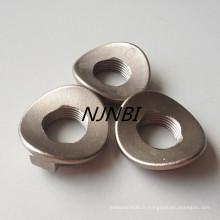 Produits en moulage d'investissement en alliage de zinc