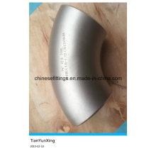 Нержавеющая сталь Бесшовные фитинги 75deg Elbow