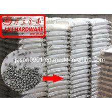 Disparo de alambre de corte de zinc abrasivo