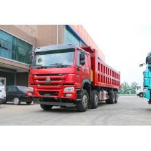 Sinotruck usado camión volquete HOWO volquete