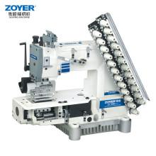 Exquisite Faggotting Zigzag Elastic Muti-Needle Industrial Sewing Machine