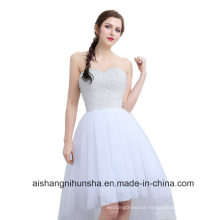 Luxury Wedding Dress Pearls Full High Quality Robe Wedding Gown