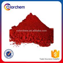 Óxido de ferro vermelho 129 para tinta