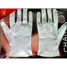 Handschuhe Baumwolle Material weiß arbeiten