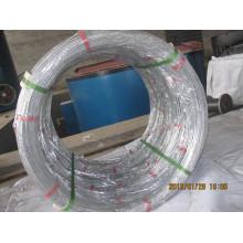 Fio de ferro oval com alta qualidade, exportação para a América do Sul