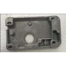 Plaque arrière de moulage en aluminium d'OEM pour l'usage électronique