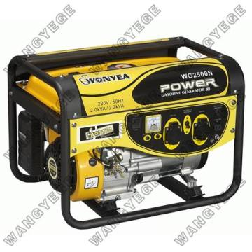 Air-cooled 4-stroke single-phase gasoline generators