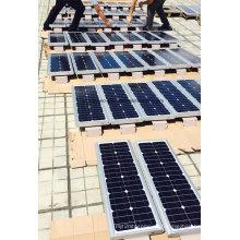 Luz de calle solar integrada LED 50W
