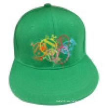 Gorra deportiva con pico plano New069
