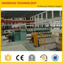 Línea de corte longitudinal profesional para Steel Coil Center