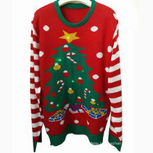 14STC8057 festival gift adults led sweater for christmas