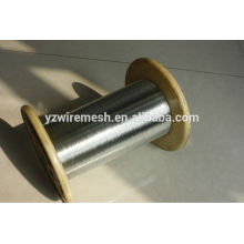 0,5 mm de alambre galvanizado para el mercado de Corea del Sur
