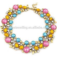 Grace Halskette Schmucksache-späteste Großhandelsqualitäts-Aussage-Diamant-Halskette