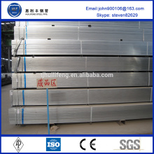 API pipe non alloy steel tube welded steel pipe with grooves