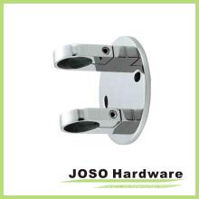 Acero inoxidable barra de apoyo de rod de ducha de montaje (HS302)