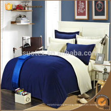 pillowcase preferential cotton pure color 4pcs bedding set, King queen size bed line/bedclothes+colourful 4 colors bedding