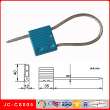 Jc-CS005 High Quality Security Cable Seals Safety Locks Container Seals