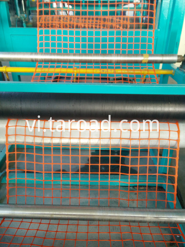 HDPE Barrier fence
