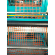 Plastic HDPE Square barrier warning fence