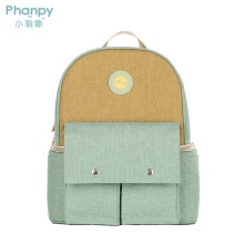Yimiao Breastmilk Cooler Storage Backpack-Green