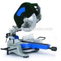 """255mm 10 """"1800w de corte de madera eléctrica de potencia Sierra de corte de aluminio Sierra Mitre deslizante"""