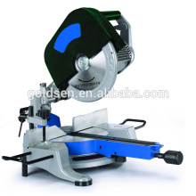 255mm 1600w Head Detachable Induction Motor Aluminum/Wood Cutting Cut Off Machine Portable Mini Electric Power Sliding Miter Saw