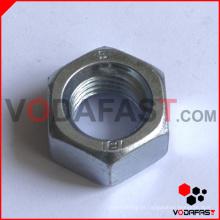 ISO 4032 Porcas hexagonais zincadas