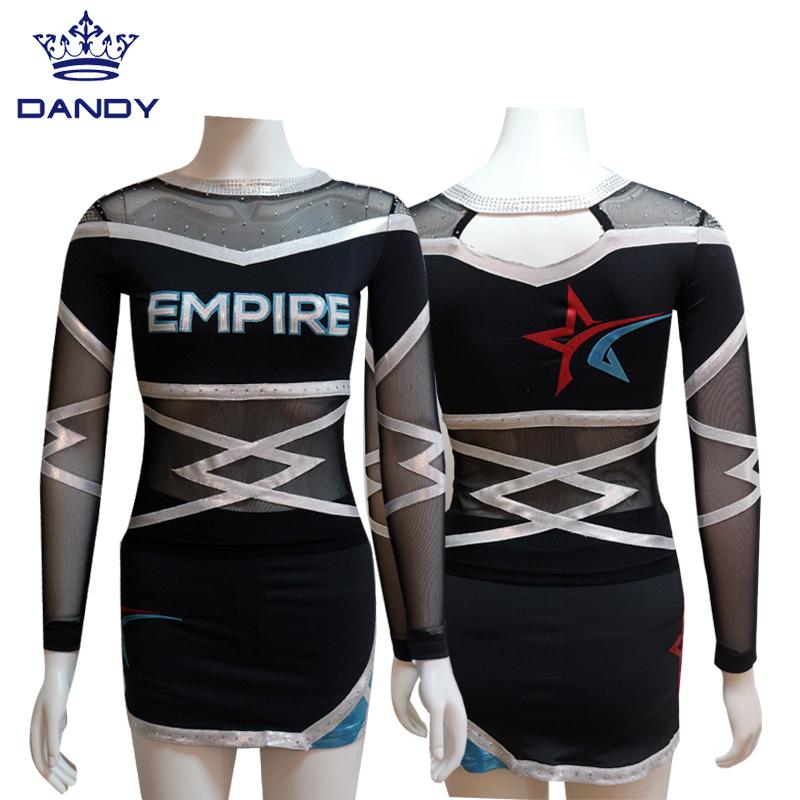 cheerleader dance costume