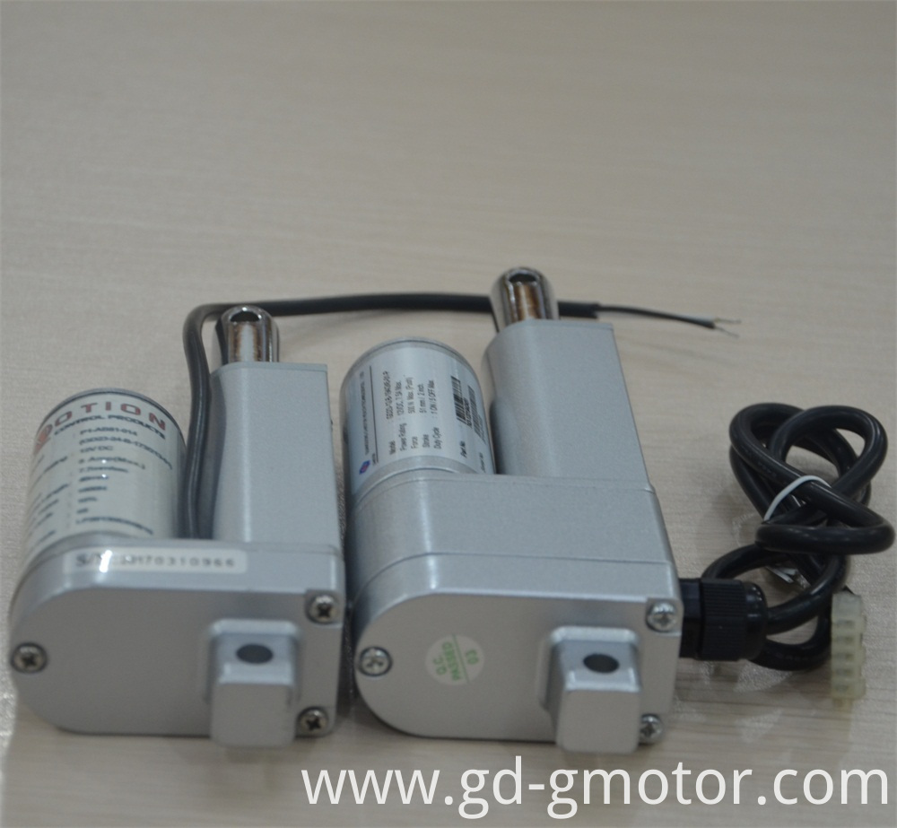 Grass Cutter Actuator