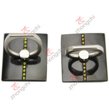 Wiederverwendbare Stcky 360 Grad Rotation Finger Griff Telefonhalter (pH)