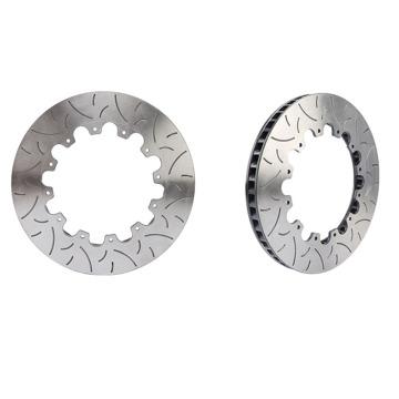 295 * 24mm rotores de disco de Freio para AP racing 5200/9200/9440 pinça de freio kit