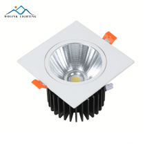 High quality round slim energy saving cob Aluminum 5w 7w 9w 12w 15w 18w 24w led downlight