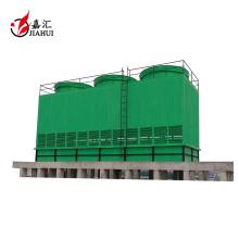 Torre refrigerando de água industrial do fluxo do contador da alta qualidade FRP